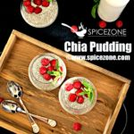 Chia Pudding | 4 ingredient Chia Pudding