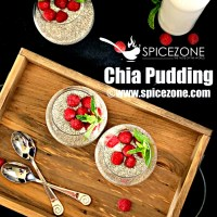 Chia Pudding | 4 ingredient Chia Pudding
