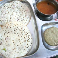 Kanchipuram Dosa ~ 101 Dosa Varieties