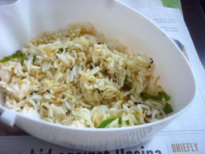 Capsicuim Rice
