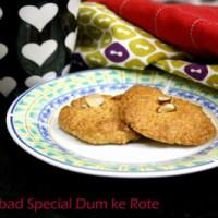 Dum ke Rote ~ Hyderabad Special | How to Make Dum ke Rote | Indian Cooking Challenge - November