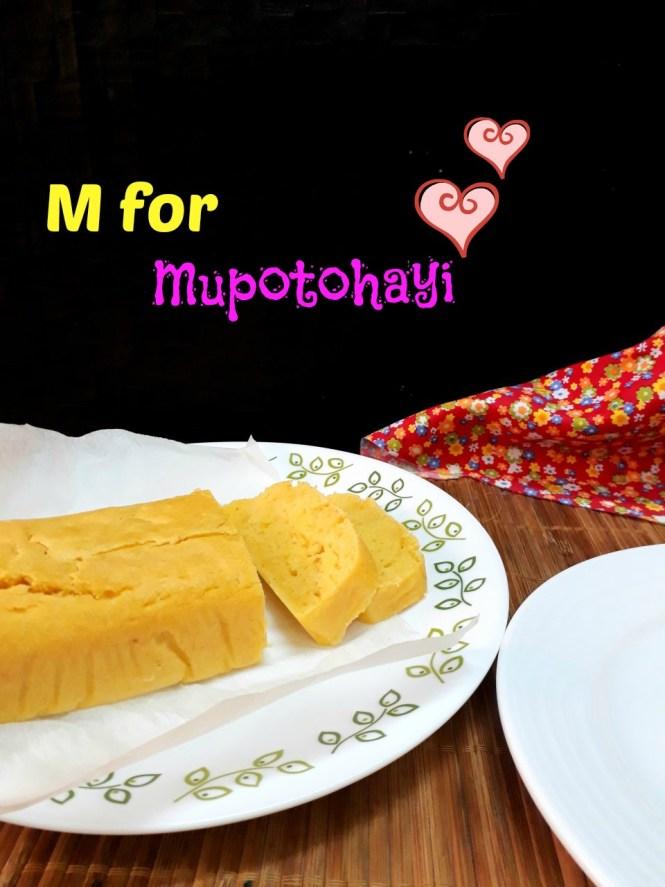Mupotohayi from Zimbabwe