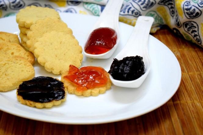 Austrian Ischler Cookies