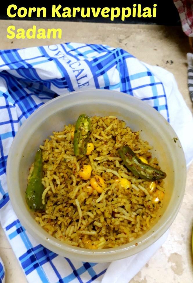 Corn Karuveppilai Sadam