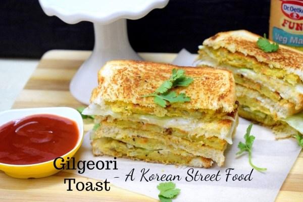 Gilgeori Toast