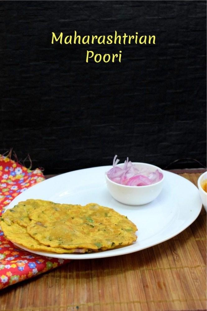 How to make Maharashtrian Poori