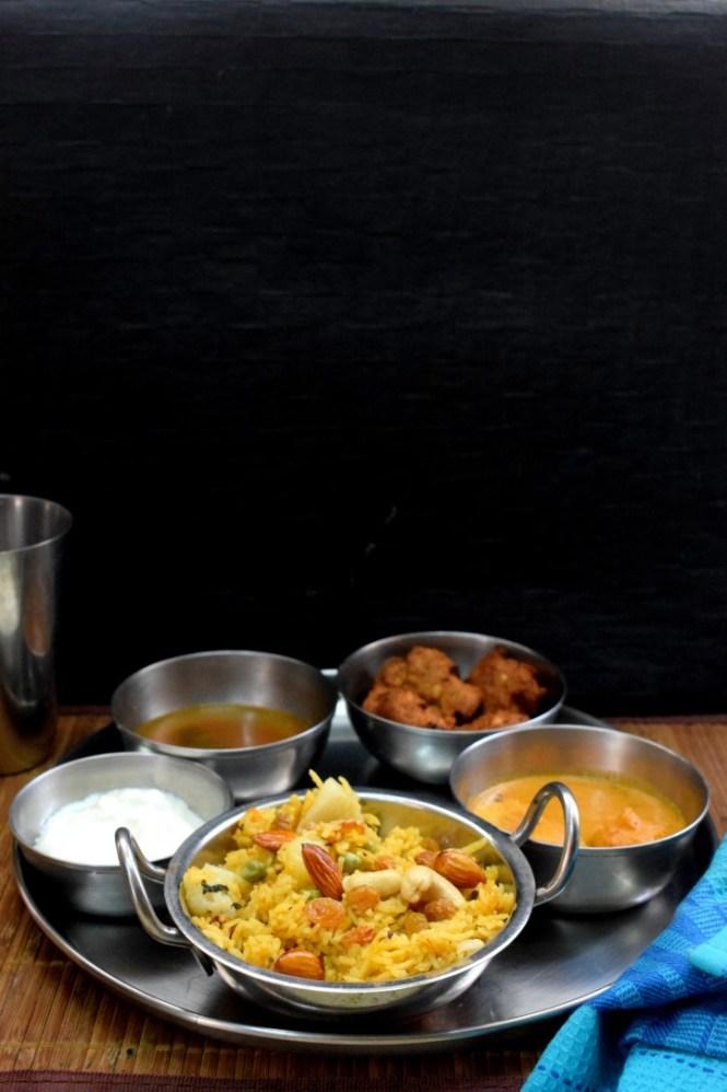 How to make Badshahi Pulao