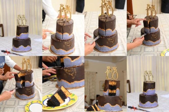 BM#100 Cake Cutting in steps