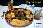 Nagori Poori - Delhi Street Food