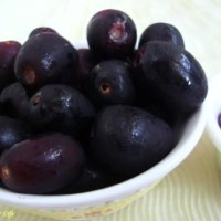 Jamun Seed Powder ~ Diet for Diabetics!