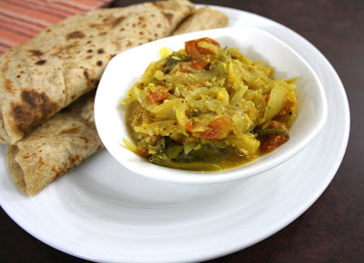 Onion Curry | Easy Side Dish for Chapati