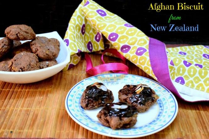 Afghan Biscuits