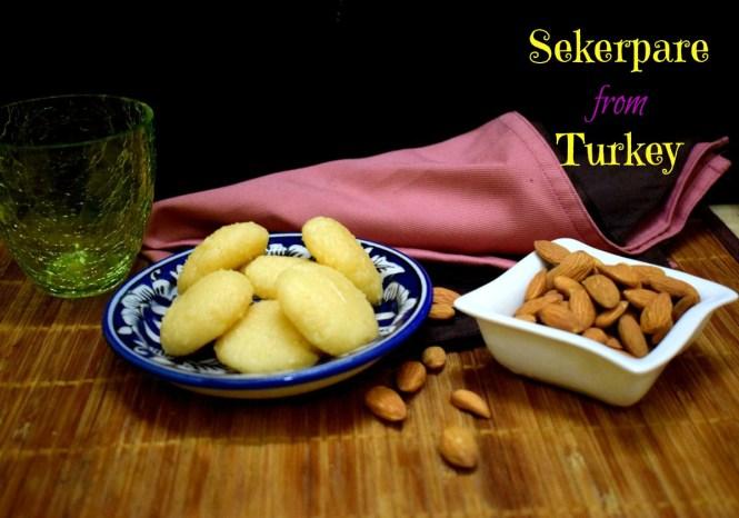 Eggless Sekerpare