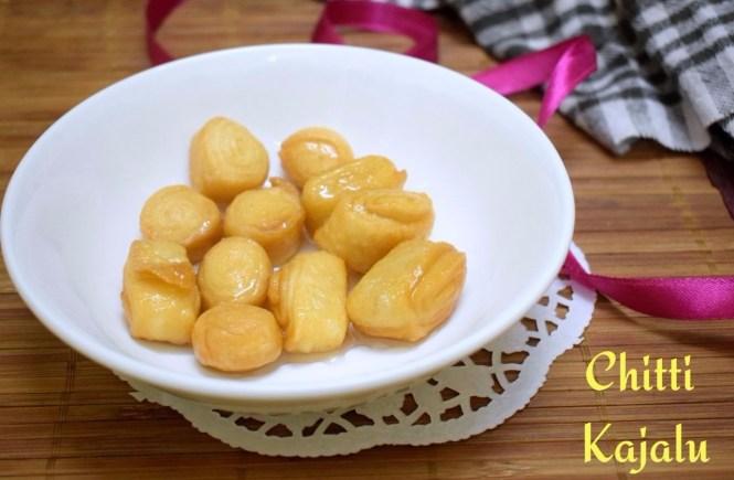 Chitti Kajalu