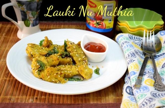 Lauki Nu Muthia