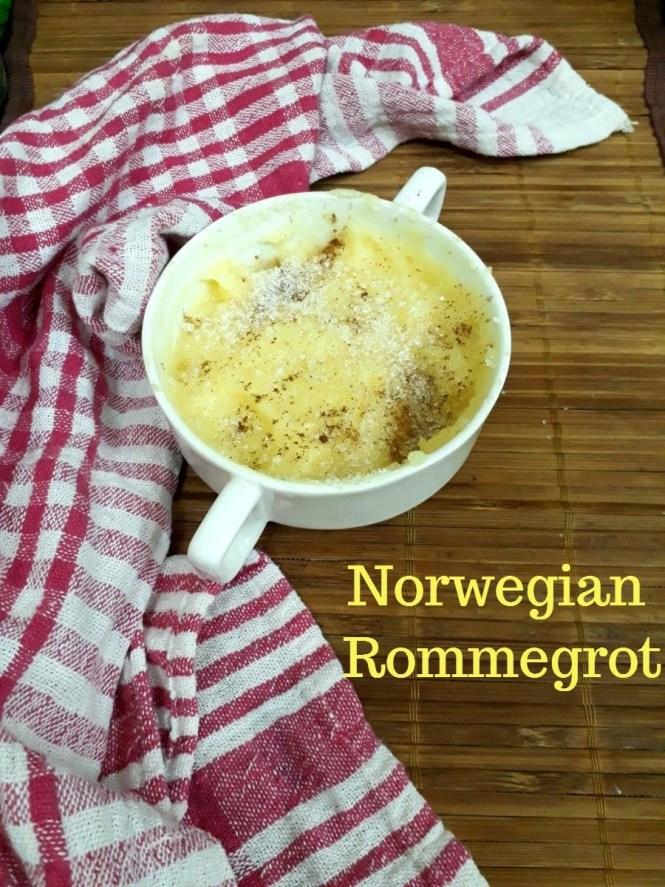 Norwegian Rommegrot
