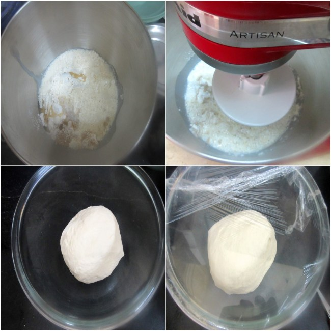 How to make Khachapuri 2