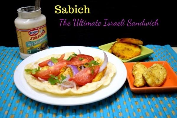 Sabich - The Ultimate Israeli Sandwich