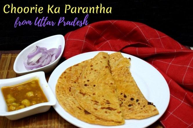 Choorie Ka Parantha