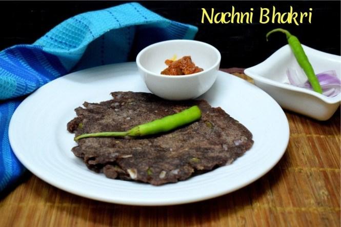 Nachni Bhakri
