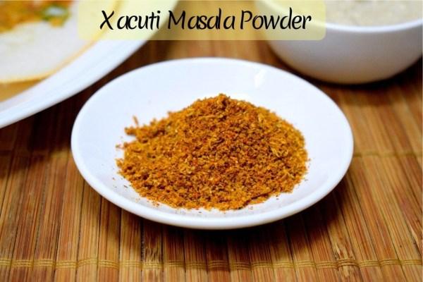 Xacuti Curry Powder