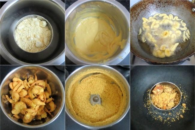 How to make Bandar Laddu 1
