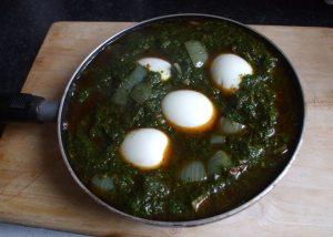 Leafy Vegetable Stew