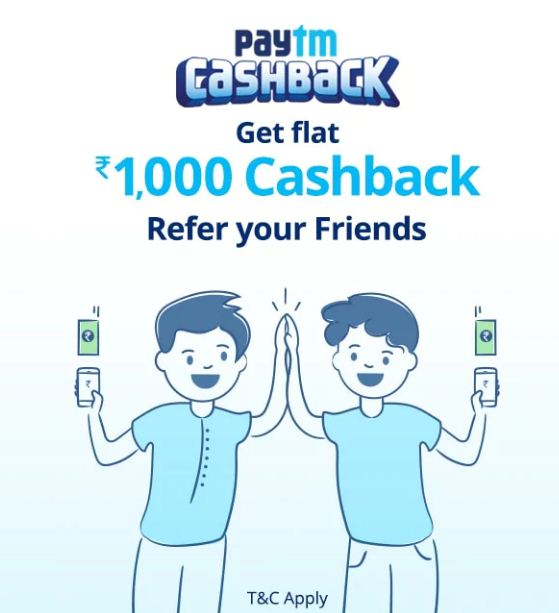 paytm-refer-earn-cash