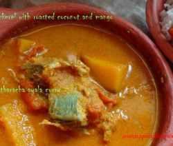 Mackerel-curry