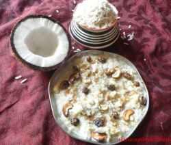 beaten rice gheer