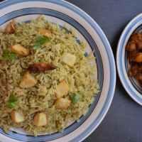 Cilantro Rice | how to make Coriander Rice