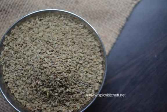 health benefits of ajwain
