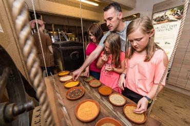 Ein Erlebnismuseum für die ganze Familie