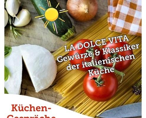 Küchengespräche Italien