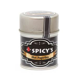 Spicy's Hot Paprika