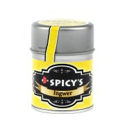 Spicy's Ingwer