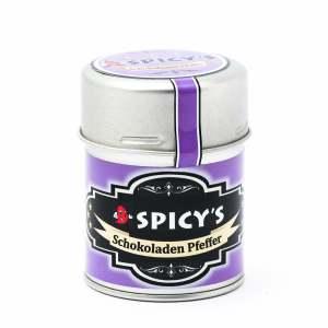 Spicy's Schokoladen Pfeffer