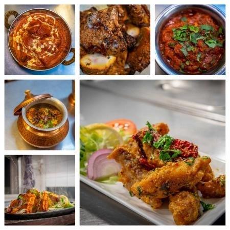 Indian Takeaway Restaurant