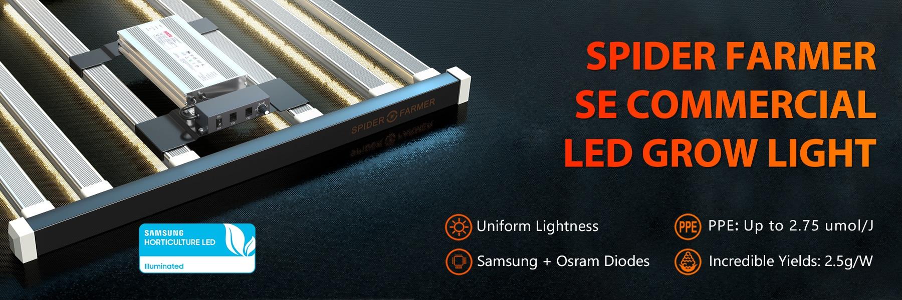 SE series LED Grow Light