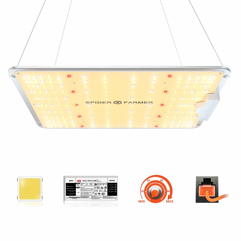 SF1000 led grow light