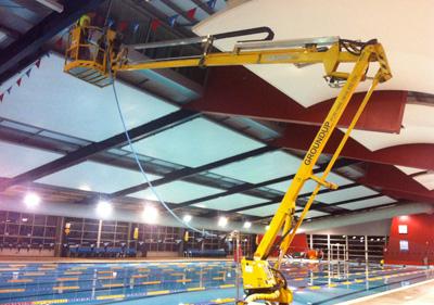 elevated platform for hire
