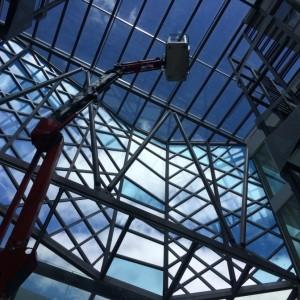 22.11 zeus cherry picker boom lift spider lift tower hire