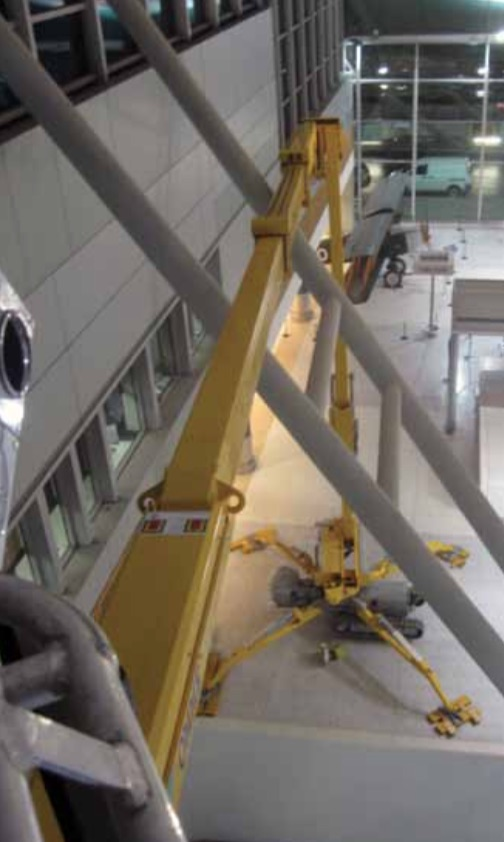 rent a knuckle boom lift