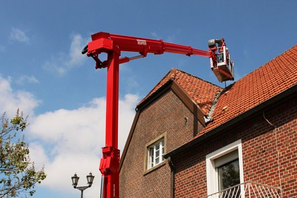 21m articulated boom lift hire melbourne