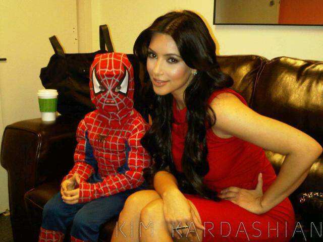 kim-kardashian-spiderman-kid-costume-050611