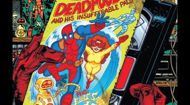Deadpan Annual #1 Review