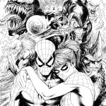 spiderman_renew_your_vows_lineart