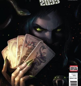 Spider-Man 2099 (Vol. 3) #18 Review