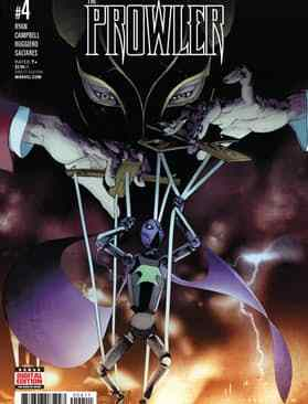 Prowler #4 Review