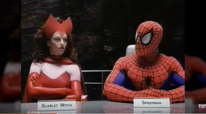Got Milk? Early 2000 Spider-Man Commercial